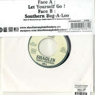 Back View : Shaolin Temple Defenders - LET YOURSELF GO (7 INCH) - Soulbeats Records / maf008