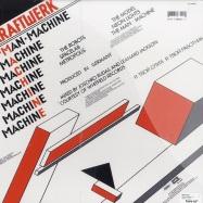 Back View : Kraftwerk - MAN MACHINE (LP) - Capitol / 16302 / SN16302