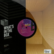 Back View : Volta Cab - ORGANICA EP - Whats In The Box Records / WITB015