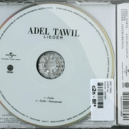 Back View : Adel Tawil - LIEDER (2-TRACK-MAXI-CD) - Universal / 3757658