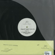 Back View : Black Light Smoke - ROUGH CUTS - Scissor & Thread / SAT012