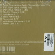 Back View : Eduardo De La Calle - ANALOG GROOVES (ALBUM CD) - Mental Groove / MG112CD