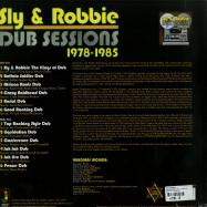 Back View : Sly & Robbie - DUB SESSIONS 1978 - 1985 (LP) - Jamaican Recordings / JRLP062LP