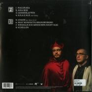 Back View : Audio88 & Yassin - HALLELUJA (LP) - Normale Musik / nrml001-1