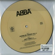 Back View : Abba - KNOWING ME, KNOWING YOU / HAPPY HAWAII (7INCH PIC VINYL) - Polar Music / 4795074