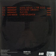 Back View : Boys Noize - MIDNIGHT REMIX EP - Boys Noize / BNR162