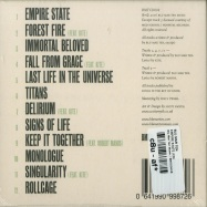 Back View : Blu Mar Ten - EMPIRE STATE (CD) - Blu Mar Ten Music / BMTCD008
