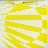 Back View : FilOu - INTER SPACE EP - Resopal / RSP092.2