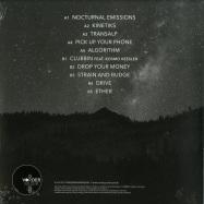 Back View : Martin Merz - PRISMA (MINI LP , 180GR - VINYL ONLY) - Vordergrundmusik / VGM008