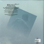 Back View : Chloe feat Ben Shemie - RECALL REMIXES - Lumiere Noire / LN011