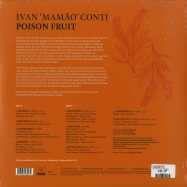 Back View : Ivan Mamao Conti - POISON FRUIT (LP) - Far Out Recordings / FARO208LP
