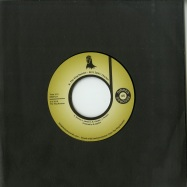 Back View : The King Rooster - MUDSLINGER / AIN T SELLIN CHICKEN (7 INCH) - Dinked Records / Dink011