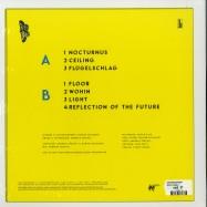 Back View : Guenter Schickert - NACHTFALTER (LP) - Bureau B / 05165621