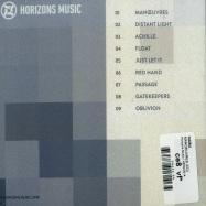 Back View : Naibu - MANOEUVRES (CD) - Horizons Music / HZNCD014