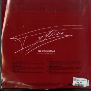 Back View : Falco - DER KOMMISSAR - 35TH ANNIVERSARY EP (10 INCH PIC DISC) - Sony Music / 88985489661