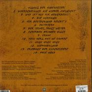Back View : Ferris MC - WAHRSCHEINLICH NIE WIEDER VIELLEICHT (LP) - Arising Empire / 2736146041 / 8934118