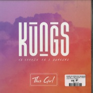 Back View : Kungs vs Cookin On 3 Burners - THIS GIRL / I FEEL SO BAD - RSD2019 (7 INCH) - Jumpin N Pumpin / KISS-001
