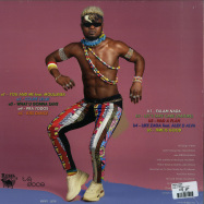Back View : Diron Animal - PAIR (LP+MP3) - REBEL UP RECORDS / RUP011