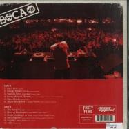 Back View : Boca 45 - FORTY FIVE (LTD RED LP + CD) - Mass Appeal / MSAP007RED