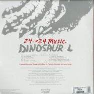 Back View : Dinosaur L - 24-24 MUSIC - UNRELEASED MIXES (WHITE 2LP) - Traffic / TEG76530CLP / TEG 76530CLP