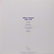Back View : Julien Chaptal - THE WAY (2LP COVER EDITION) - Awesome Soundwave / ASWV011DC