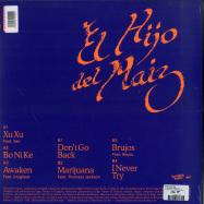 Back View : Inigo Vontier - EL HIJO DEL MAIZ (LP) - Lumiere Noire / LN024LP / 05183311