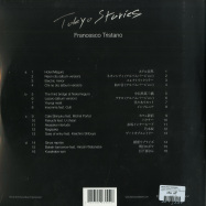 Back View : Francesco Tristano - TOKYO STORIES (2LP, 180 G VINYL) - Diggers Factory/sony Classical / FINNJUN001