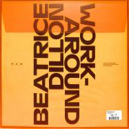 Back View : Beatrice Dillon - WORKAROUND (LP) - Pan / PAN106