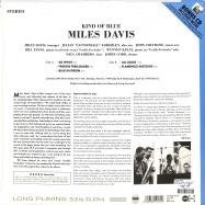 Back View : Miles Davis - KIND OF BLUE (+ BONUS CD) - Groove Replica / 77012 / 9655995