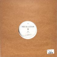Back View : RR - TEFLON EP - FEUILLETON / FEUILLETON003