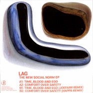 Back View : Lag - THE NEW SOCIAL FORM - Upperberry / UB001