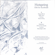 Back View : Hotspring - OBIT FOR SUNSHADE (LP) - Mood Hut / MH025