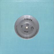 Back View : Causa - HISS ( 7INCH) - Zam Zam / Zam Zam 080 / 20835