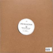 Back View : Jakob Seidensticker - AFTER WERE ALL GONE EP - FEUILLETON / FEUILLETON005