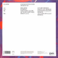 Back View : Kamm - COOKIE POLICIES REMIX EP - Circus Company / CCS117