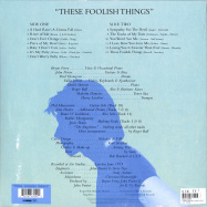 Back View : Bryan Ferry - THESE FOOLISH THINGS (180G LP + MP3) - Virgin / 6763292