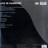 Back View : Tocotronic - KAPITULATION- LIVE(2X12) - Buback / BTT97-1 / Indigo 910821