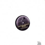 Back View : Franck Roger - NEW WORLD / HD 3000 - Earthrumental Music / EM014