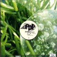 Back View : Rio Padice - BLACK BASS EP (ELON & GARY BECK RMXS) - Pop Norama / Popn006