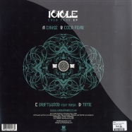 Back View : Icicle - COLD FEAR EP (2X12 INCH) - Shogun Audio / sha030