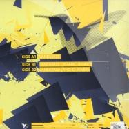 Back View : Toby Dreher - LANDMASS EP - Dekadent / DKDNT013