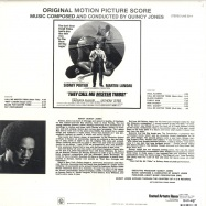 Back View : Quincy Jones - THEY CAL ME MR. TIBBS (LP) - United Artists / uas5214