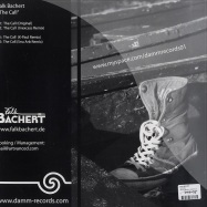 Back View : Falk Bachert - THE CALL - Damm Records / Damm013