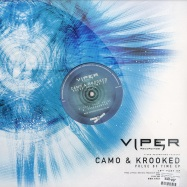 Back View : Camo & Krooked - FEEL YOUR PULSE / CLIFFHANGER - Viper Recordings / vpr033