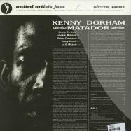 Back View : Kenny Dorham - MATADOR (LP) - Heavenly Sweetness / HS 056VL