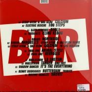 Back View : Various Artists - BNR TRAX 01 - 10 (3LP) - Boys Noize / BNR073
