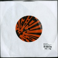 Back View : Kenny Knots - REDEMPTION TIME (7 INCH) - Original Formula / of7002
