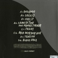 Back View : Franck Roger - EXTENSIONS OF YESTERDAY (2X12 INCH LP) - Circus Company / CCS075