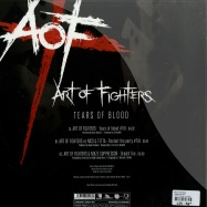 Back View : Art Of Fighters - TEARS OF BLOOD - Traxtorm Records / trax0106