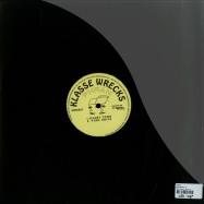 Back View : Phran - BAD FORMAT EP - Klasse Wrecks / Wrecks 2